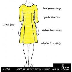 Šaty Vanda