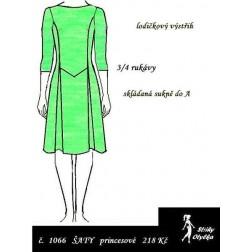 Šaty Vendula, princesové