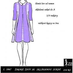 Šaty Vendulka