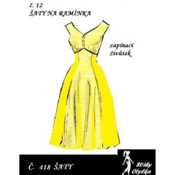 Šaty Věrka