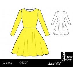 Šaty Vladěnka