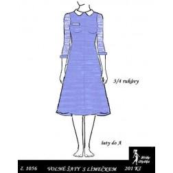 Šaty Walburga