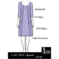 Šaty Zina