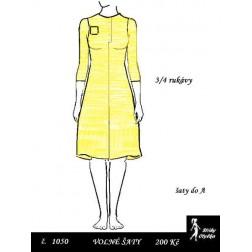 Šaty Zlatuška