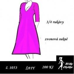 Šaty Zorka