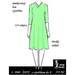 Šaty Žaneta