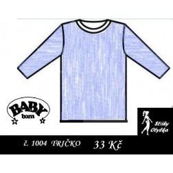 tričko na panenku Baby Born, JPG