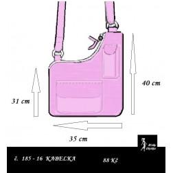 Kabelka č. 16