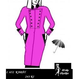 Kabát  Leontýna