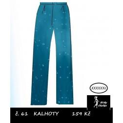 Kalhoty Málka
