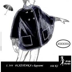 Pelerína Honzina