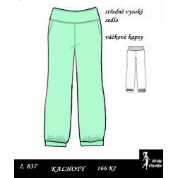 Sportovní kalhoty Heřman / Ingrid