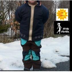 Dětské kalhoty vel. 120  Bedřich