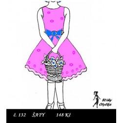 Šaty Lolitka