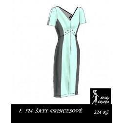 Šaty princesové Klára