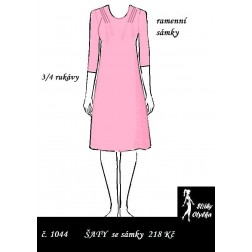 Šaty Zdeňka