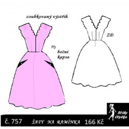 Šaty Ema