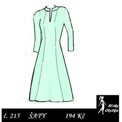 Šaty princesové, Simona