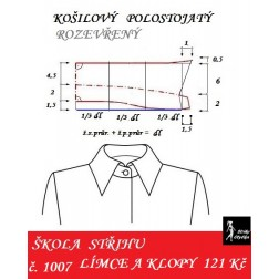 Škola střihu - KLOPY a LÍMCE