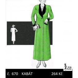 Kabát Slavěna