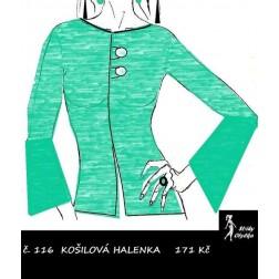 Halenka košilová, Ivanka
