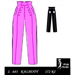 Kalhoty  Adalberta