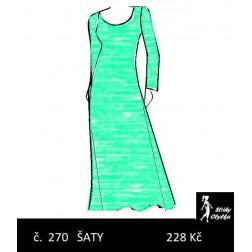 Šaty Antonie