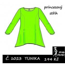 Halenka princesová, Andulka