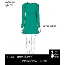 Šaty Ludmila