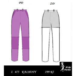 Kalhoty Stáňa / Standa