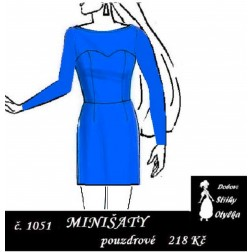 Minišaty Zoja