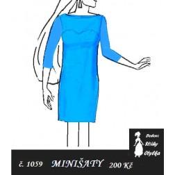 Minišaty Yvona
