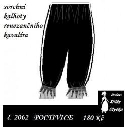 Poctivice renezančního šlechtice, Zbyšek