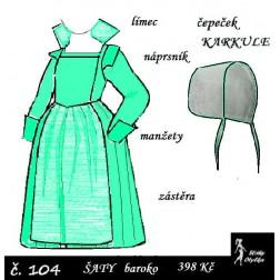 Šaty Lilian