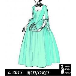 Šaty s krinolínou, Albína