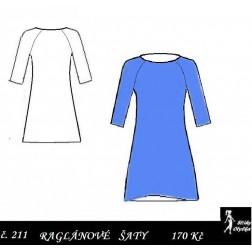 Šaty Dagmar