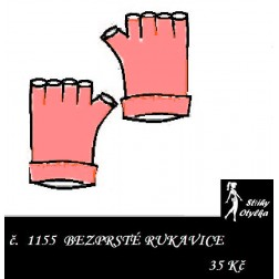 Bezprsté rukavice August(a)