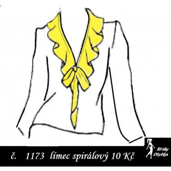 Spirálový límec