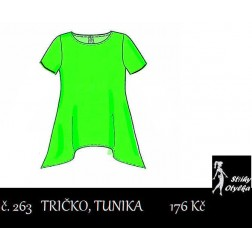 Tričko Klementýnka