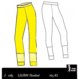 Legíny úzké Leona / Leonid