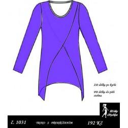 Kabátek / svetr z pleteniny Adéla
