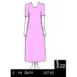 Šaty Evženie