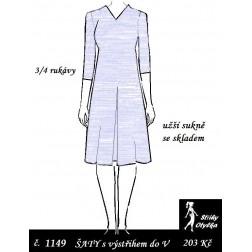 Šaty Žofie