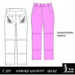 Kalhoty Aiša 3