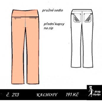 Kalhoty Aiša 4