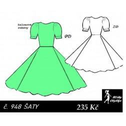 Šaty Oldřiška