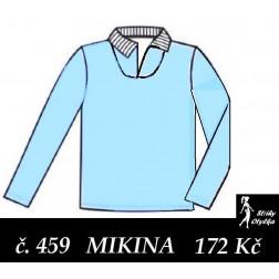 Mikina s límcem, Libor / Líba