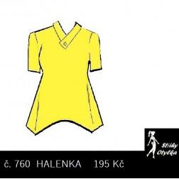 Halenka/tričko Málča