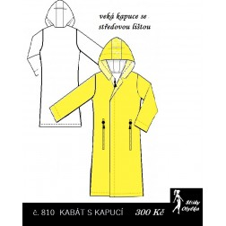 Kabát s kapucí, Daniela