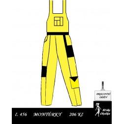 Montérky / Kalhoty pracovní  Daniel